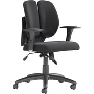 Zuo Aqua Mesh Managers Chair, Black
