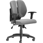 Zuo Aqua Mesh Managers Chair