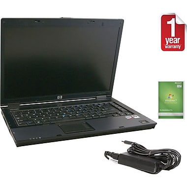 Refurbished HP 8510P 15.6in., 80GB Hard Drive, 2GB Memory, Intel Core 2 Duo, Win 7 Home Premium