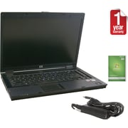 Refurbished HP 8510P 15.6, 80GB Hard Drive, 2GB Memory, Intel Core 2 Duo, Win 7 Home Premium
