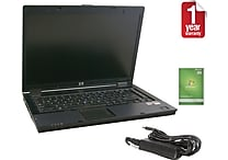 Refurbished HP 8510P 15.6', 80GB Hard Drive, 2GB Memory, Intel Core 2 Duo, Win 7 Home Premium