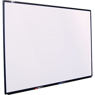 Elite Screens 77in. Diagonal, 4:3 Aspect, WhiteBoard Universal Series