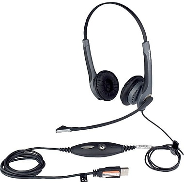 Jabra GN2000 USB Duo Wired Office Telephone Headset