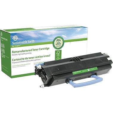Sustainable Earth by Staples® Remanufactured Black Laser Toner Cartridge, Dell 1700 (310-5400 , Y5007), High Yield