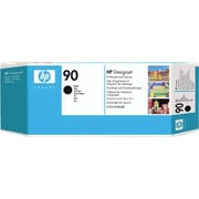 HP 90 Black Printhead and Cleaner (C5054A)