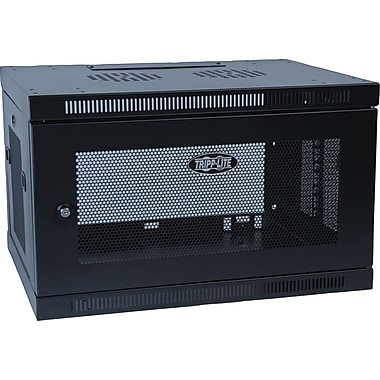 Tripp Lite SRW6U SmartRack 6U Wall Mount Rack Enclosure Cabinet
