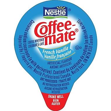 Nestlé® Coffee-mate® Coffee Whitener Singles, French Vanilla, 180/Box