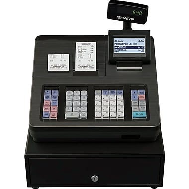Sharp XE-43S Cash Register