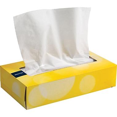 Brighton Professional 2-Ply Flat Box Tissues, 6/Pack (33603)