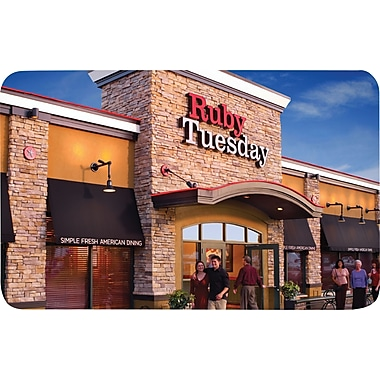 Ruby Tuesday Gift Card $25