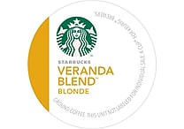Keurig® K-Cup® Starbucks® Blonde Veranda Blend Coffee, Regular, 16 Pack