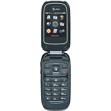 AT&T Z221 GoPhone® Prepaid Cell Phone