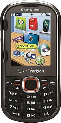 Verizon Wireless Samsung Intensity II Prepaid Cell Phone