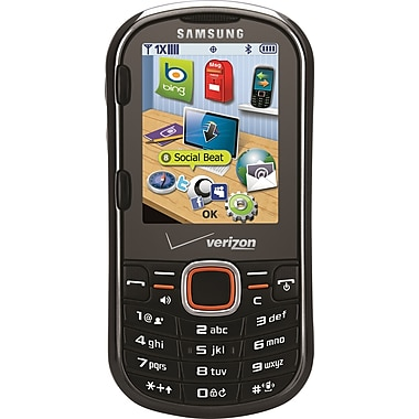 Verizon Wireless Samsung Intensity™ II Prepaid Cell Phone