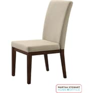 Martha Stewart Home Office Blair Chair, Walnut Brown