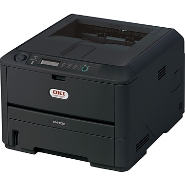 OKI® B410d Digital Mono Laser Printer.