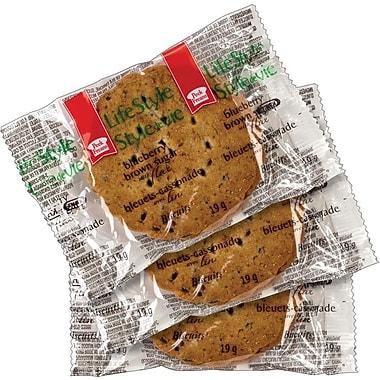 Peek Freans - Biscuits Lifestyle Selections, cassonade, bleuets et graines de lin