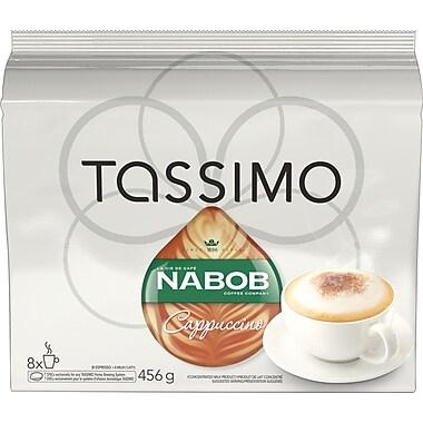 Nabob Cappuccino T-Disc Refills