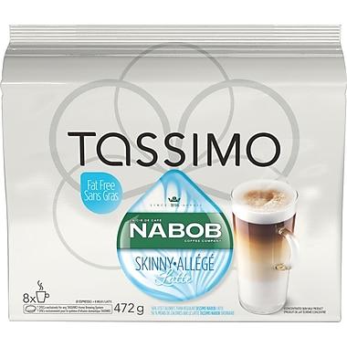 Nabob Skinny Latte T-Disc Refills
