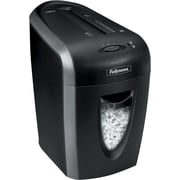 Fellowes Powershred 59Cb 9-Sheet Jam Blocker Cross-Cut Shredder