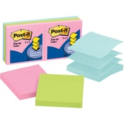 Post-it® 3 x 3 Pop-Up Notes, 6/Pack