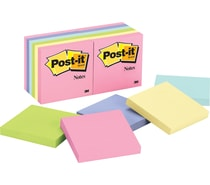 Post-it® / Stickies™ Flat Notes