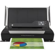 HP® Officejet 150 Color Inkjet Mobile All-In-One Printer