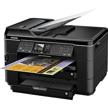 Epson WorkForce WF-7520 Wide Format All-in-One Printer