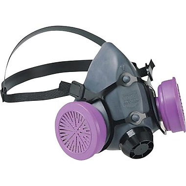 North Safety Half Mask Respirators, Elastomer