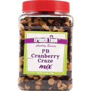 Crunch Time Peanut Butter Cranberry Craze Mix, 27.5 oz. Jar