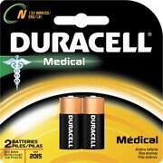 Duracell® - Piles alcalines médicales MN9100 de 1,5 v, paq./2