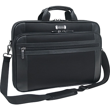 Kenneth Cole Reaction R-Tech in.Urban Travelerin.,  18.4in. Black Computer Portfolio