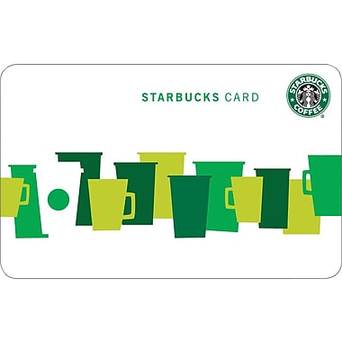 Starbucks Gift Card, $200