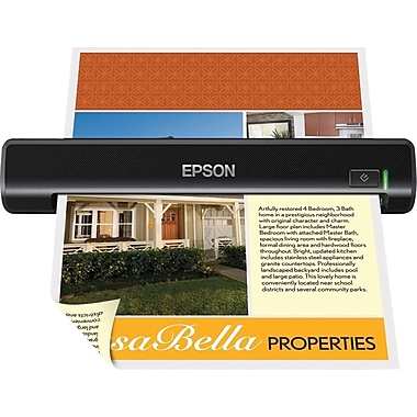 Epson® WorkForce® DS-30 Portable Scanner