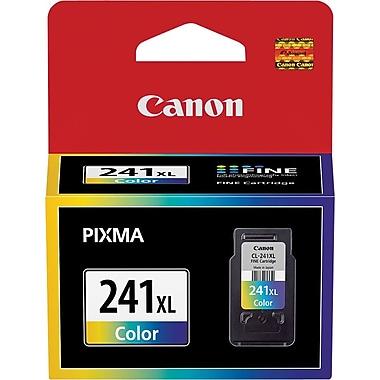 Canon® – Cartouche d'encre couleur CL-241XL, haut rendement (5208B001)