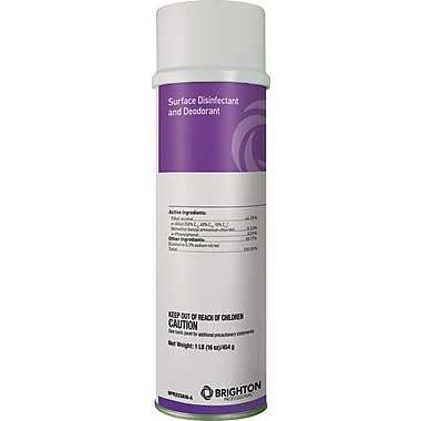 Brighton Professional Surface Disinfectant and Deodorizing Spray, 16 oz.