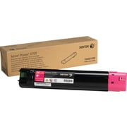Xerox Phaser 6700 Magenta Toner Cartridge (106R01508), High Yield