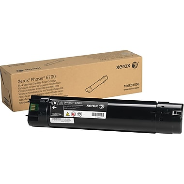 Xerox® 106R01506 Black Toner Cartridge