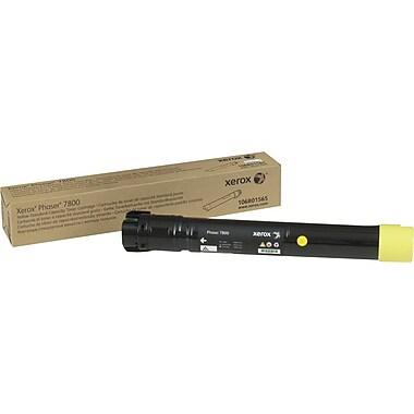 Xerox Phaser 7800 Yellow Toner Cartridge (106R01565)