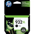 HP 932XL Black Ink Cartridge (CN053AN), High Yield