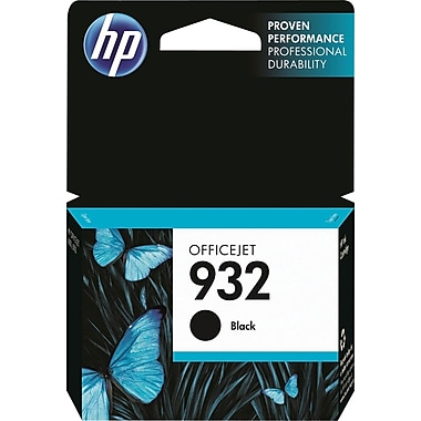 HP 932 Black Ink Cartridge (CN057AN#140)