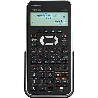 Sharp EL-535XBSL Scientific Calculator