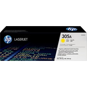 HP 305A Yellow Toner Cartridge (CE412A)