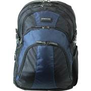 Kenneth Cole Reaction R-Tech Collection, 15.6 Computer Backpack,  Black/Navy
