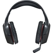 Logitech G930 Wireless PC Gaming Headset with Dolby 7.1 Surround Sound (981-000257)