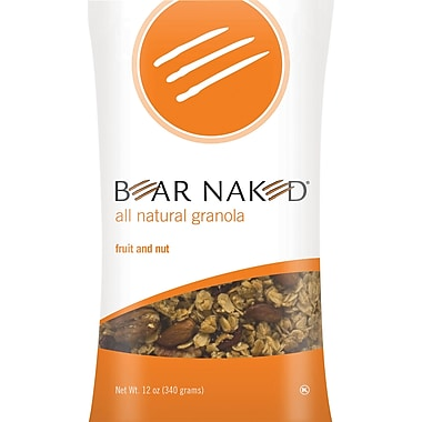Bear Naked® Granola, Fruit & Nut, 12 oz. Bag