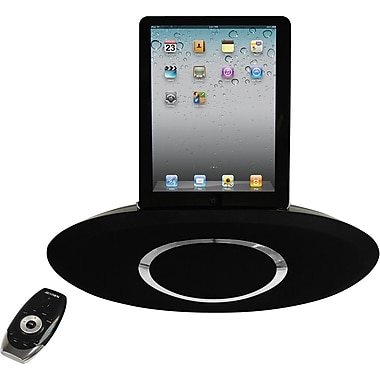 Jensen JiPS-310i Docking Digital Music System for iPad™, iPod® and iPhone®
