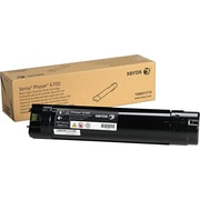 Xerox Phaser 6700 Black Toner Cartridge (106R01510), High Yield