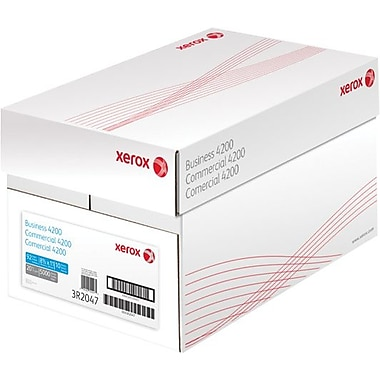 Xerox Business 4200 Copy Paper, 8 1/2in. x 11in., Case