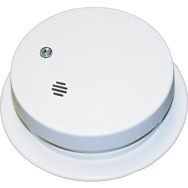 Kidde Micro Smoke Alarm, Battery Operated, 85 dB